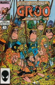 Groo the Wanderer #8 VF/NM; Epic | save on shipping - details inside