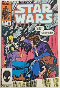 STAR WARS#99 VF/NM 1985 MARVEL COMICS