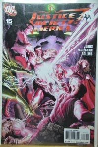 Justice Society of America #15 (2008) VF-NM !!!