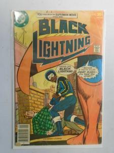 Black Lightning #4 (1977) 3.0/GD