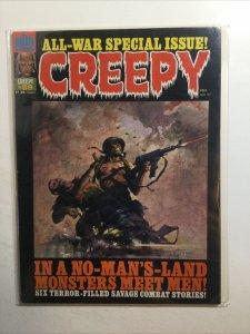 Creepy 89 Very Good/Fine Vg/Fn 5.0 Warren Magazine
