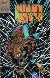 Grimjack #44, NM- (Stock photo)