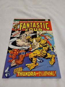 Fantastic Four 151 Very Fine+ Cover by Rich Buckler