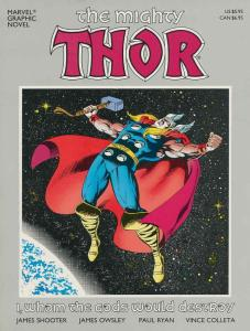 Mighty Thor: I, Whom the Gods Would Destroy #1 VF/NM; Marvel   save on shipping
