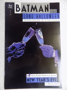 BATMAN THE LONG HALLOWEEN # 4