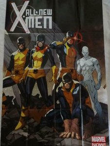 ALL NEW X-MEN Promo Poster, 24 x 36, 2012, MARVEL, Unused more in our store 268