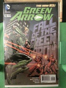 Green Arrow #15 The New 52