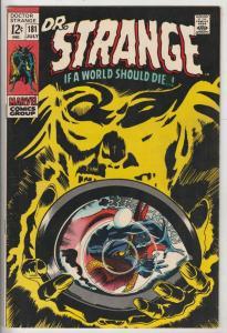 Doctor Strange #181 (Jul-69) NM Super-High-Grade Dr. Strange in full costume
