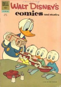 Walt Disney's Comics and Stories #259, Fine+ (Stock photo)