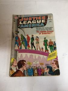 Justice League Of America 19 Gd/Vg Good/Very Good 3.0