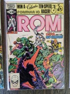 Rom #24 (1981)