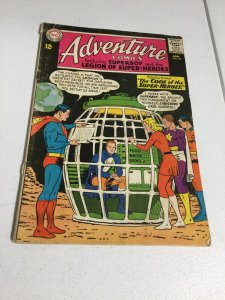 Adventure Comics 321 Gd/Vg Good/Very Good 3.0 Bottom Staple Detached DC Comics