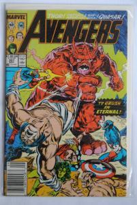 The Avengers, 307