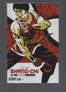 Shang-Chi #1Variant
