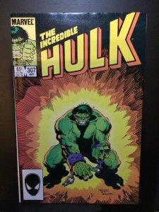 The Incredible Hulk #307 (1985)