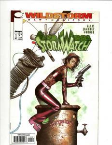 17 Stormwatch Wildstorm Comics #1 1 2 3 4 5 6 15 16 18 19 21 22 23 37 43 44 J344