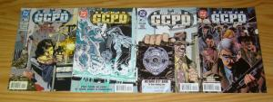 Batman: G.C.P.D. #1-4 VF/NM complete series CHUCK DIXON jim aparo gcpd 1996 DC