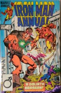 Invincible Iron Man Annual 7