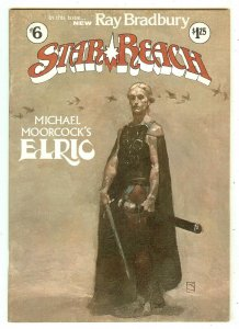 Star Reach 6   Elric cover