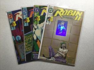 Robin 2 II I With Variants Lot Run Set Near Mint Nm Dc Comics