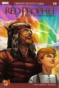 Red Prophet: The Tales of Alvin Maker #10, NM (Stock photo)