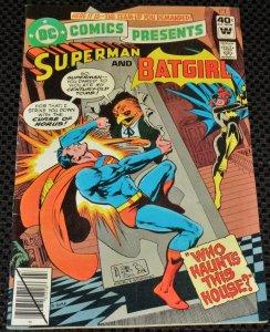DC Comics Presents #19 (1980) Whitman Variant