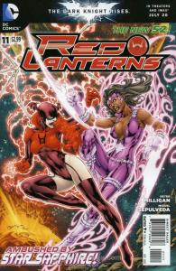 Red Lanterns #11 FN; DC | save on shipping - details inside