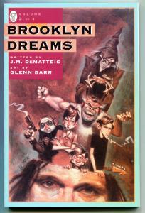 BROOKLYN DREAMS #2, NM+, DeMatteis, Paradox, 1994, Dog Days, more in store