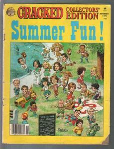 Cracked Collectors' Edition 1979-Major Mags-Superman-John Wayne-Bill Ward-G