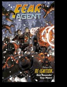 Fear Agent Vol. # 1 Re-Ignition Dark Horse Comic Book TPB Graphic Novel J401