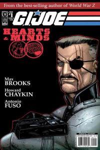 G.I. Joe: Hearts & Minds #1, NM (Stock photo)