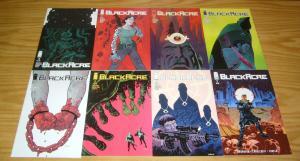 BlackAcre #1-11 VF/NM complete series - post-apocalyptic America - image comics
