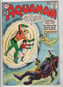 Aquaman #4 (Aug-62) FN+ Mid-High-Grade Aquaman, Aqualad, Mira