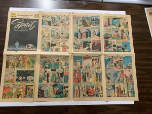 The Spirit Comic Book Section Dallas Morning News May 4 1941