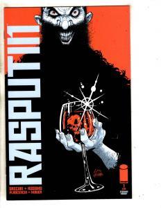 Rasputin # 1 NM 1st Print Image Comic Book Variant Cover Stegman MK3