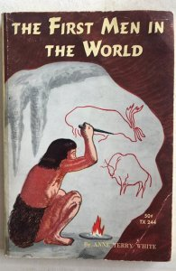 The first men in the world by white 1966,C all my scholastic!