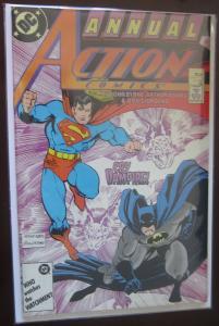 Action Comics (1938 DC) Ann #1, VF