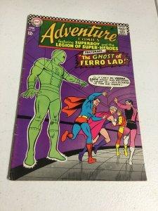 Adventure Comics 357 Fn- Fine- 5.5 DC Comics