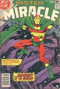 Mister Miracle (1971 series) #22, VF (Stock photo)