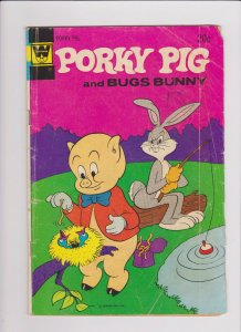 Whitman Comics! Porky Pig! Issue 154!