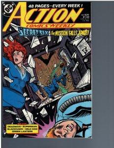 Action Comics #620 (1988)