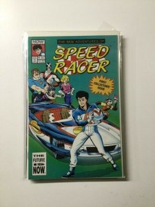 The New Adventures of Speed Racer #1  HPA