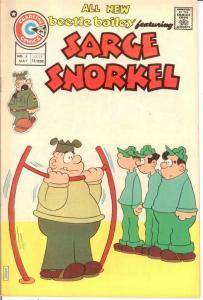 SARGE SNORKEL (1973 CH) 8 F-VF May 1975 COMICS BOOK
