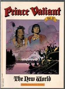 Prince Valiant #11 1990-Fantagraphics-color reprint-Hal Foster-New World-VF