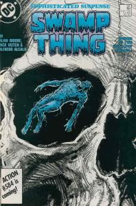 Swamp Thing (2nd Series) #56 VF/NM; DC | save on shipping - details inside
