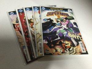 New Superman 8 9 10 11 12 Nm Near Mint DC Comics