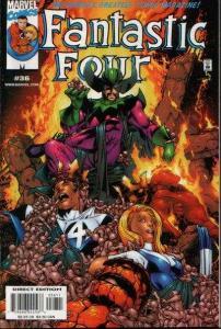 Fantastic Four (1998 series) #36, NM + (Stock photo)