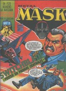 Metal Mask numero 2