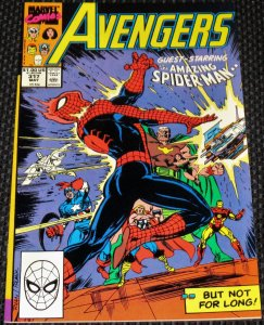 The Avengers #317 (1990)