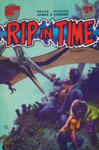 Rip in Time #1 VF/NM; Fantagor   save on shipping - details inside